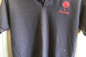 Navy Poloshirt